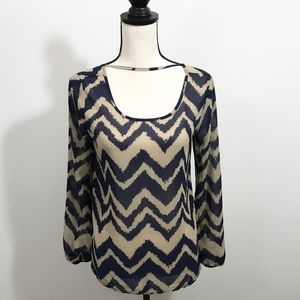 CHARMING CHARLIE WOMEN'S SIZE S BLOUSE